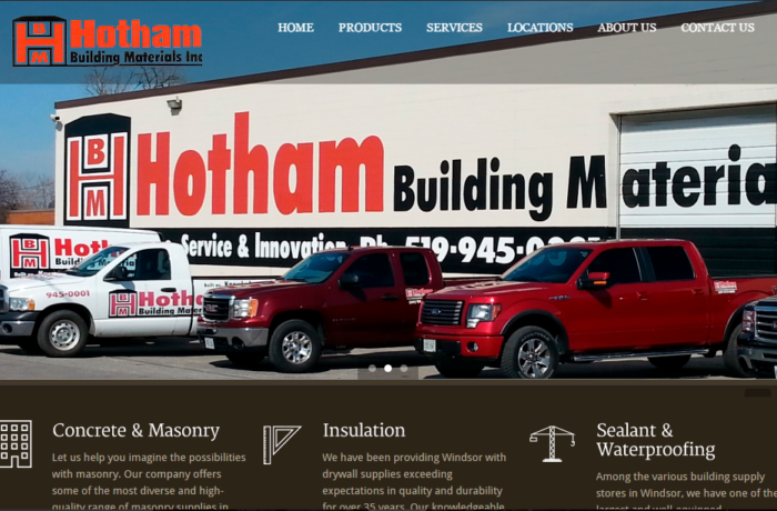 Hotham Building Materials